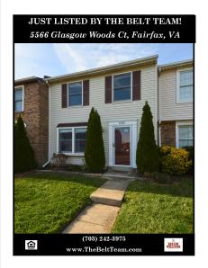 Just Listed - 5566 Glasgow Woods Ct