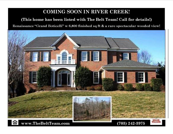 River Creek Homes For Sale