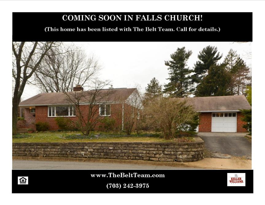 Homes For Sale Falls Church VA