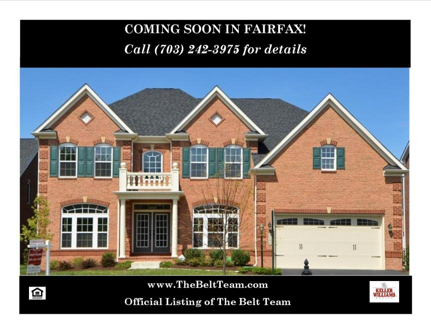Fairfax Home For Sale 3942 Woodberry Meadow Drive