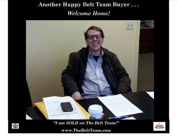 Happy Belt Team Buyer