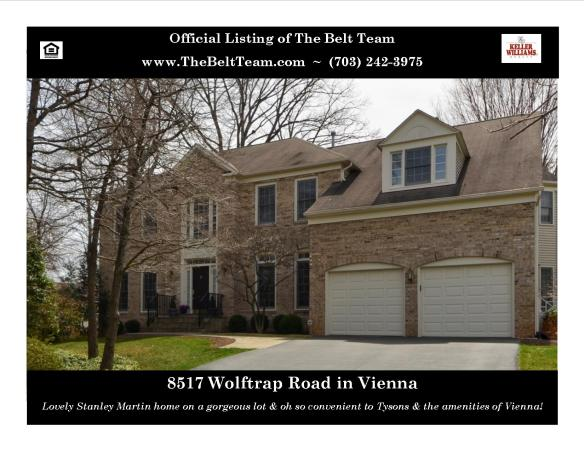 Vienna Colonial For Sale