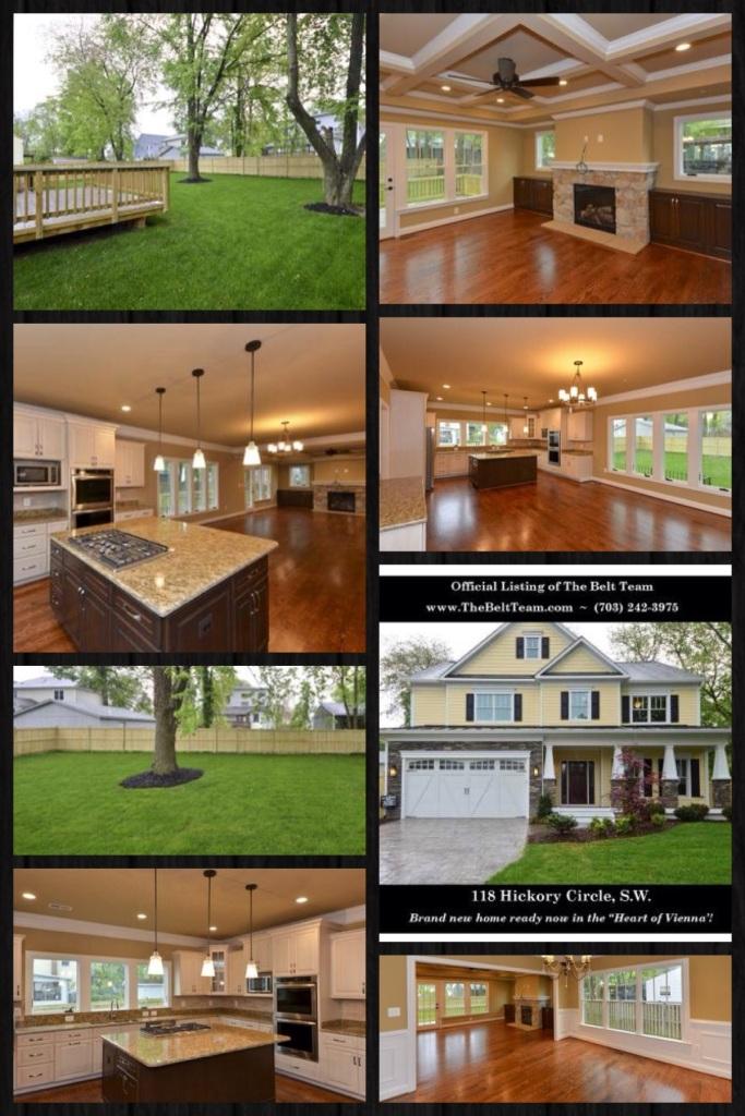 118 Hickory Circle Vienna VA Real Estate