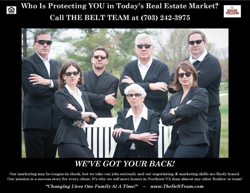 Top Northern VA Real Estate Agents