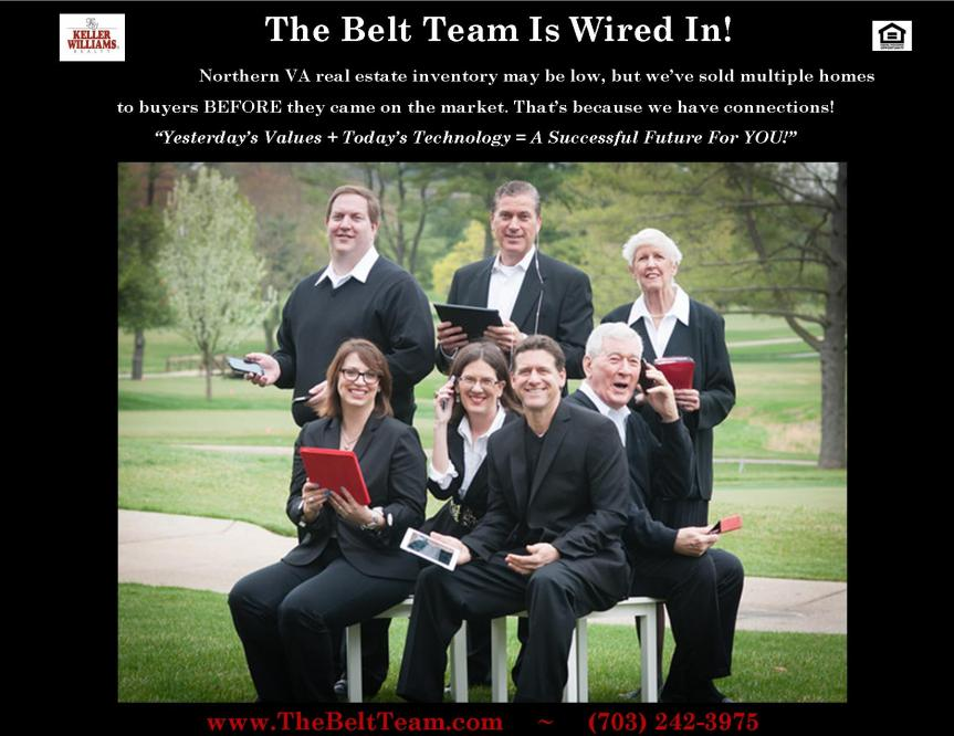 The Belt Team Helps Buyers Find Homes Not On The Market