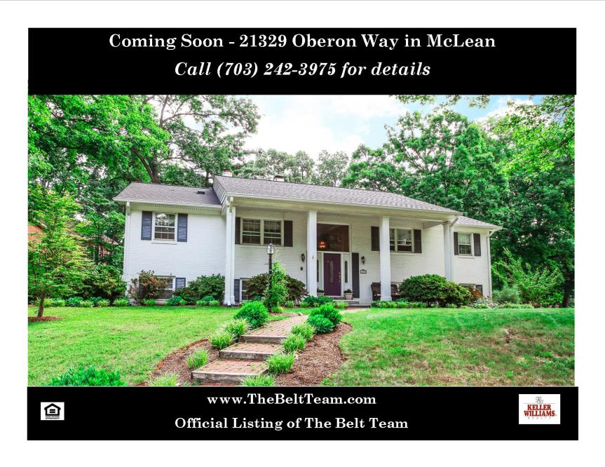 McLean Hunt Home For Sale