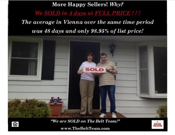 Happy Belt Team Sellers