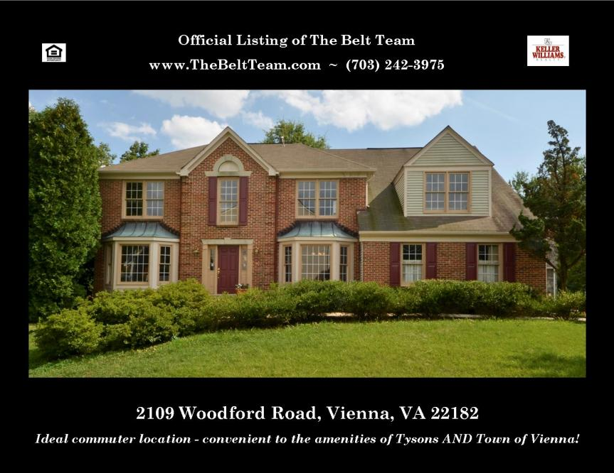 2109 Woodford Road Vienna VA
