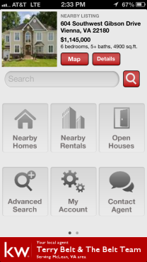 Real estate Seatch App