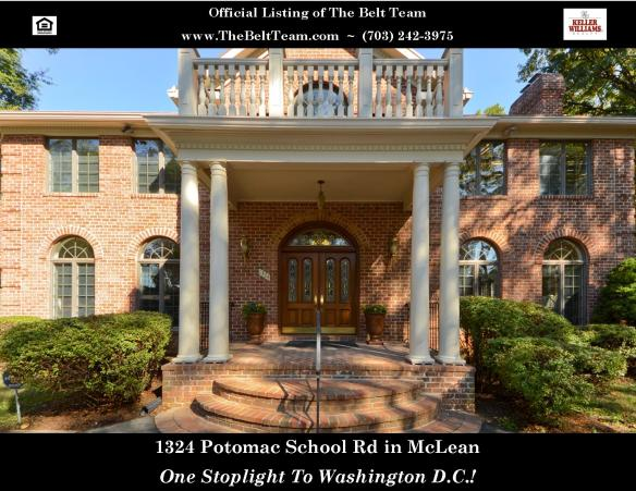 McLean Open House - Potomac School Road - Nov 17th