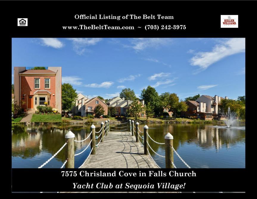 For Sale Chrisland Cove Falls Church