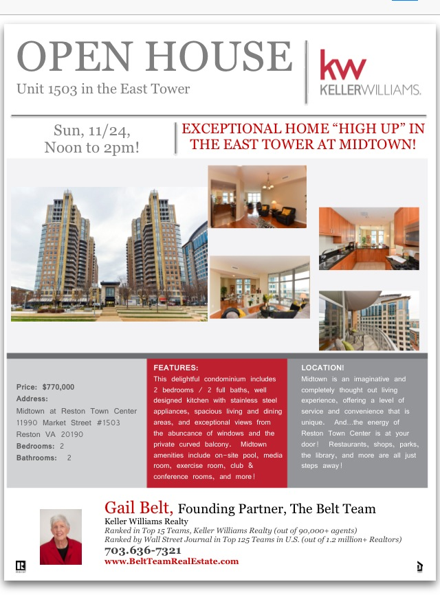 Midtown Condo Reston