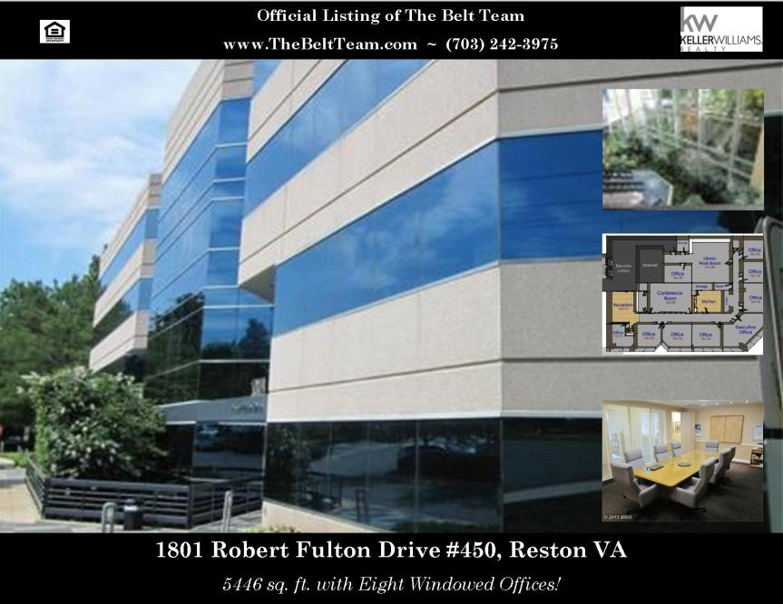 Commercial Office Space Reston