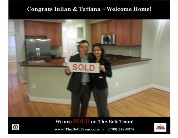 Happy Belt Team Buyers - Iulina and Tatiana Pogor-Oct 2013