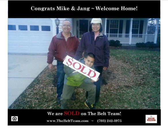 Happy Belt Team Buyers -Taphorn