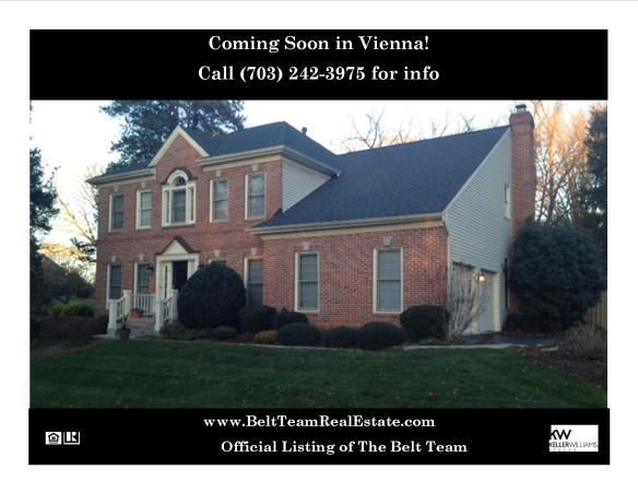 Home For Sale Beulah Rd Vienna