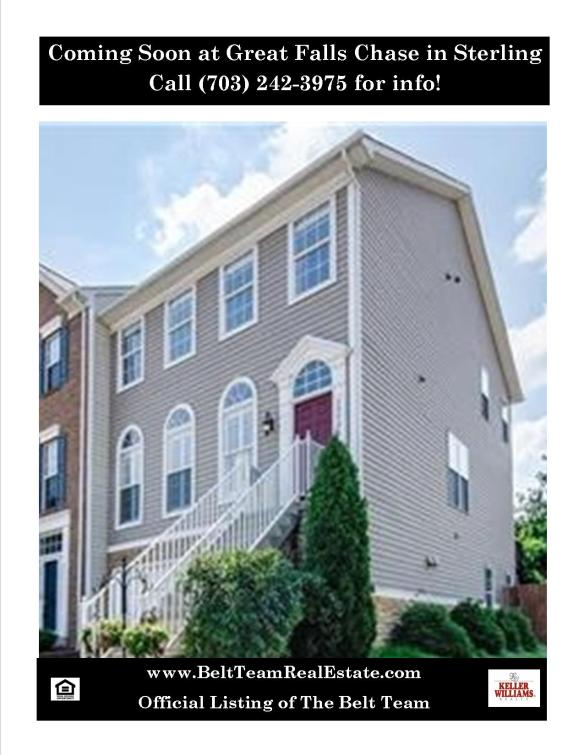 Sterling Townhouse For Sale