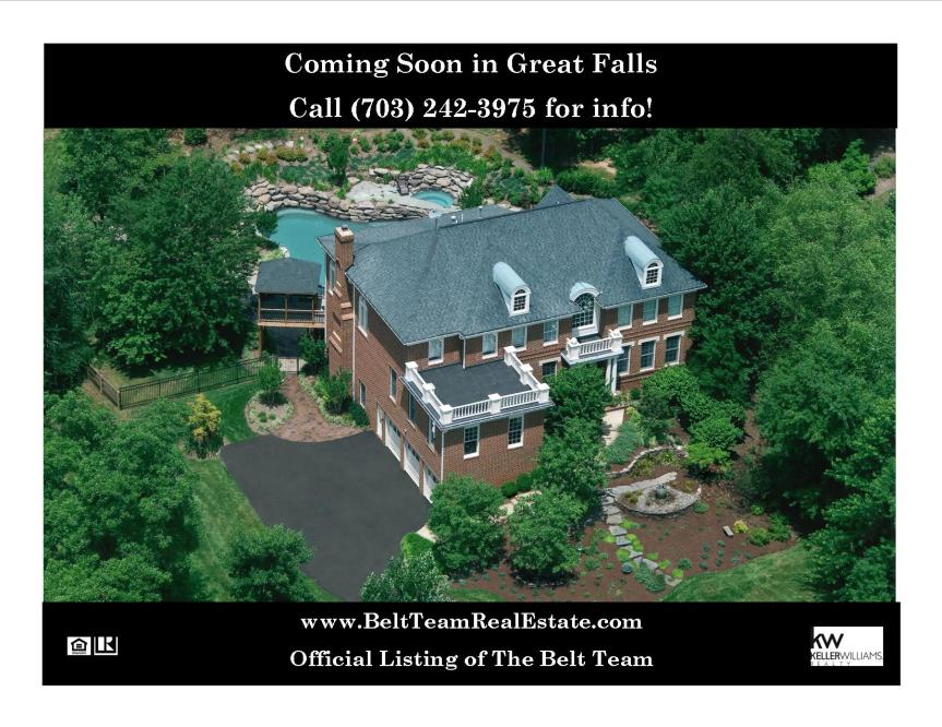 Home For Sale Great Falls with Pool