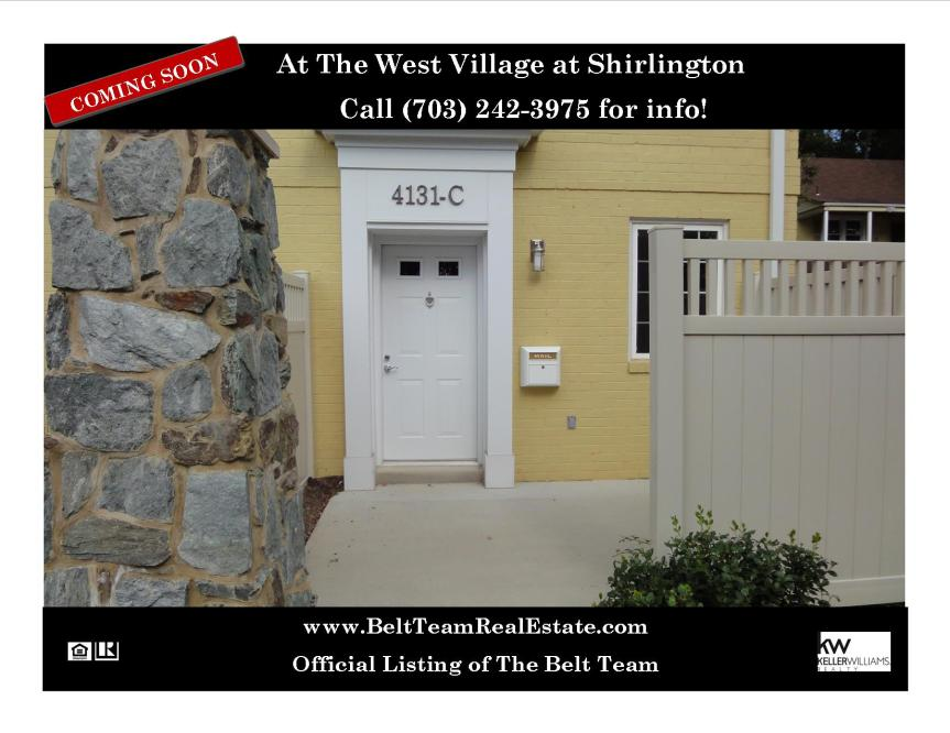 Arlington Condo For Sale Shirlington