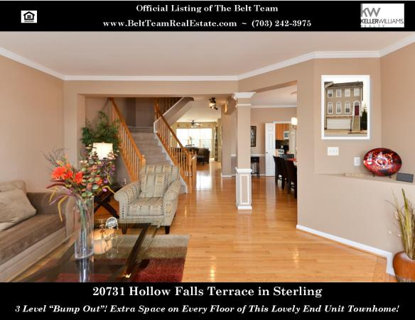 Townhouse in Great Falls Chase