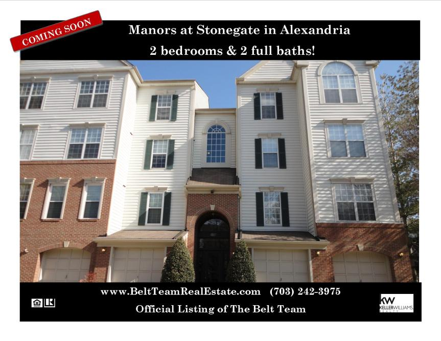 Alexandria Condo For Sale
