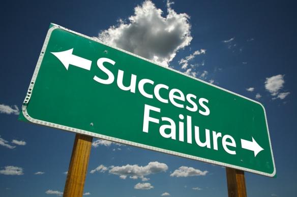 Success or Failure in real Estate