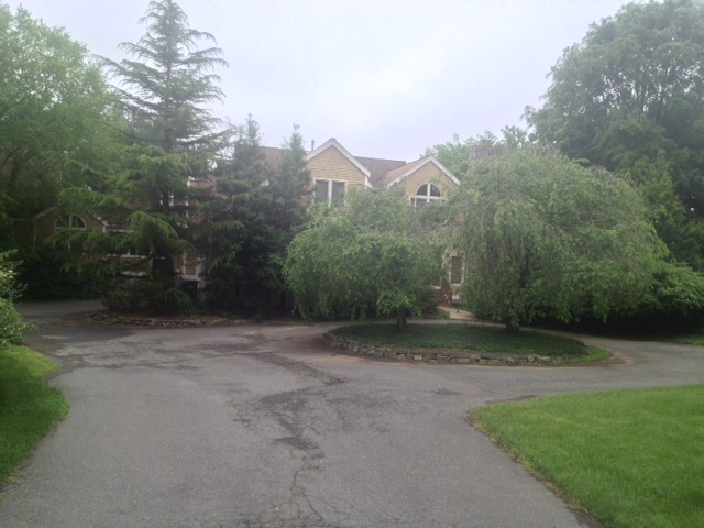 Custom Home on Almost 2 Acres in Vienna