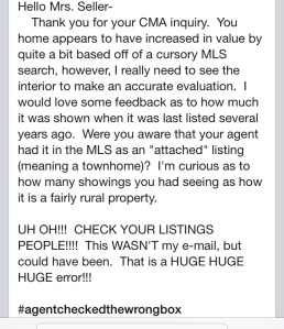 Why My Home Isn't Selling