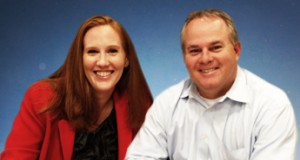 Gina Clough and Chris Melnick Double Eagle Founders