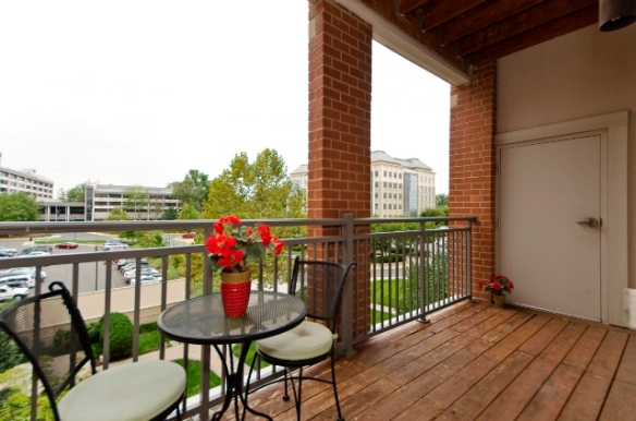 One Bedroom Condos Reston