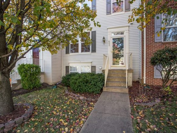 Townhouses for sale Springfield VA