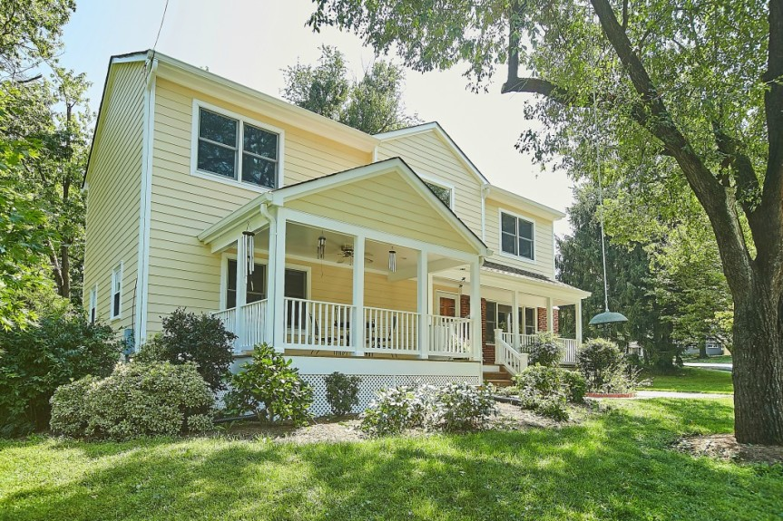 Homes For Sale Near Vienna Metro