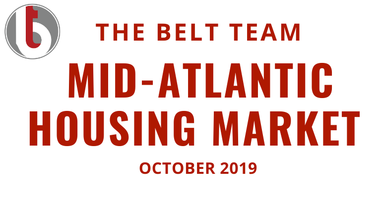 Home Sale Statistics in Our Area – October 2019