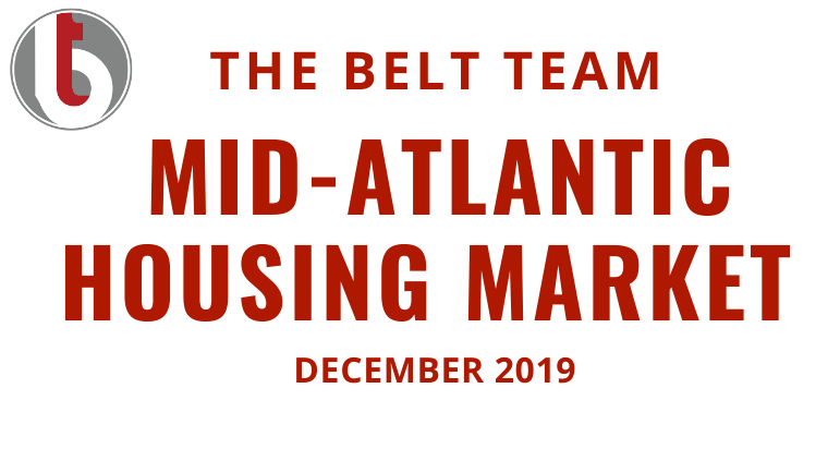 Home Sale Statistics in Our Area – December 2019